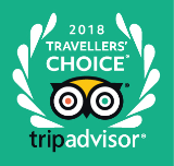 TripAdvisor Travellers' Choice Award 2018